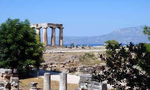 Corinth: 100 km