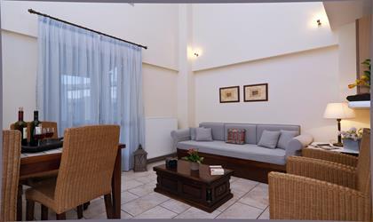 Maisonnetta DANAE 78m² per 2-8 persone