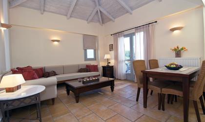 Suite AFRODITE 50m² per 2-5 persone