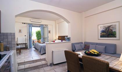 Appartamenti IOLI & IRIS 32m² per 2-3 persone