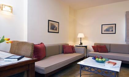 Suite ARTEMIS 50m² per 2-5 persone